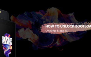 How To Unlock Bootloader On OnePlus 5 and 5T
