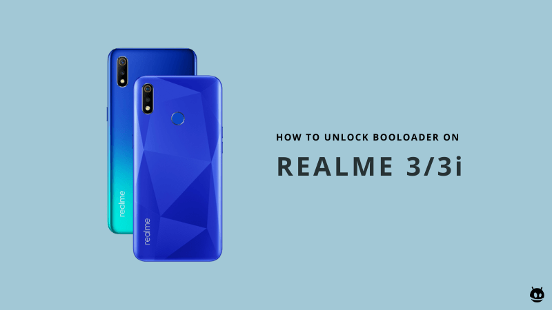 How to Unlock Bootloader on Realme 3 and 3i